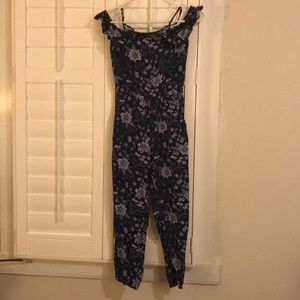 Old navy one piece pant suit